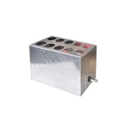 Овоскоп (определитель качества яиц) нерж.(217х157х135 мм) арт. ОВ-10